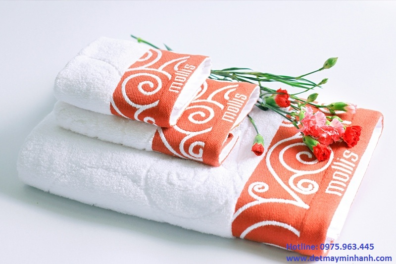 Patterned Towel MA-59