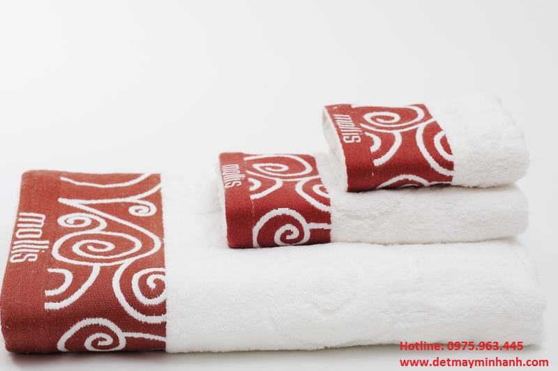 Patterned Towel MA-60