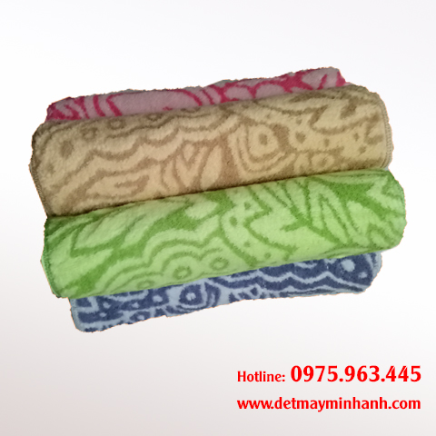 Patterned Towel MA-62