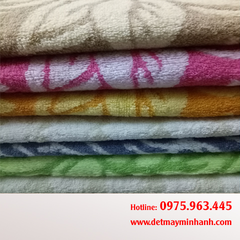 Patterned Towel MA-64