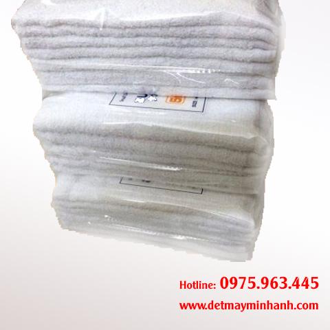 Khăn Oshibori trắng MA-66